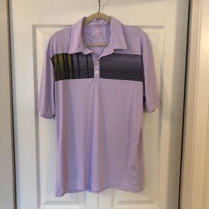 Adidas Clima-cool golf polo